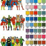 DC's 2015 Palette: Varying Shades of Gray
