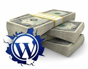 WordPress makes you money